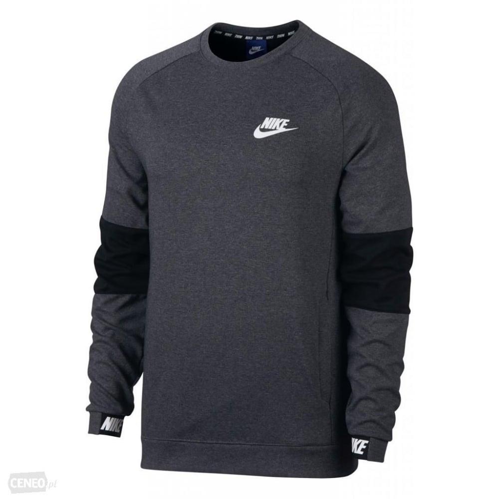 128335e0f453 Nike Men s AV15 Crew Neck Sweatshirt