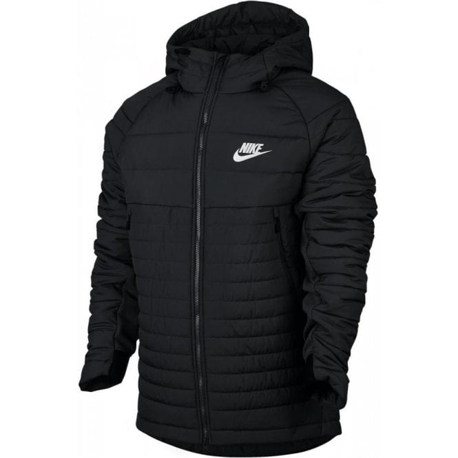 Nike Men's AV15 Padded Jacket With Hood
