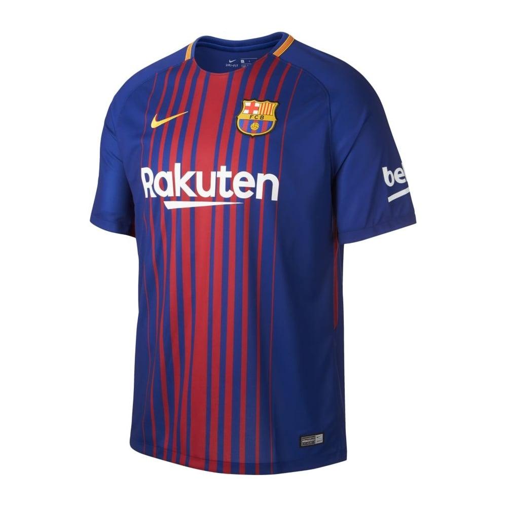 c653e2ffe Mens Barcelona FC Stadium Jersey