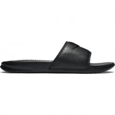 Men's Benassi Slides Black