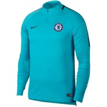 Men's Dry Chelsea FC Squad Drill Top