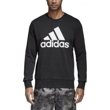 Men's Essentials Logo Crewneck Sweatshirt