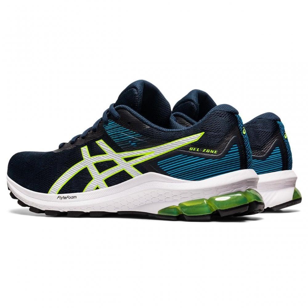Asics Mens Gel Zone 8 Navy Running Shoes   BMC Sports