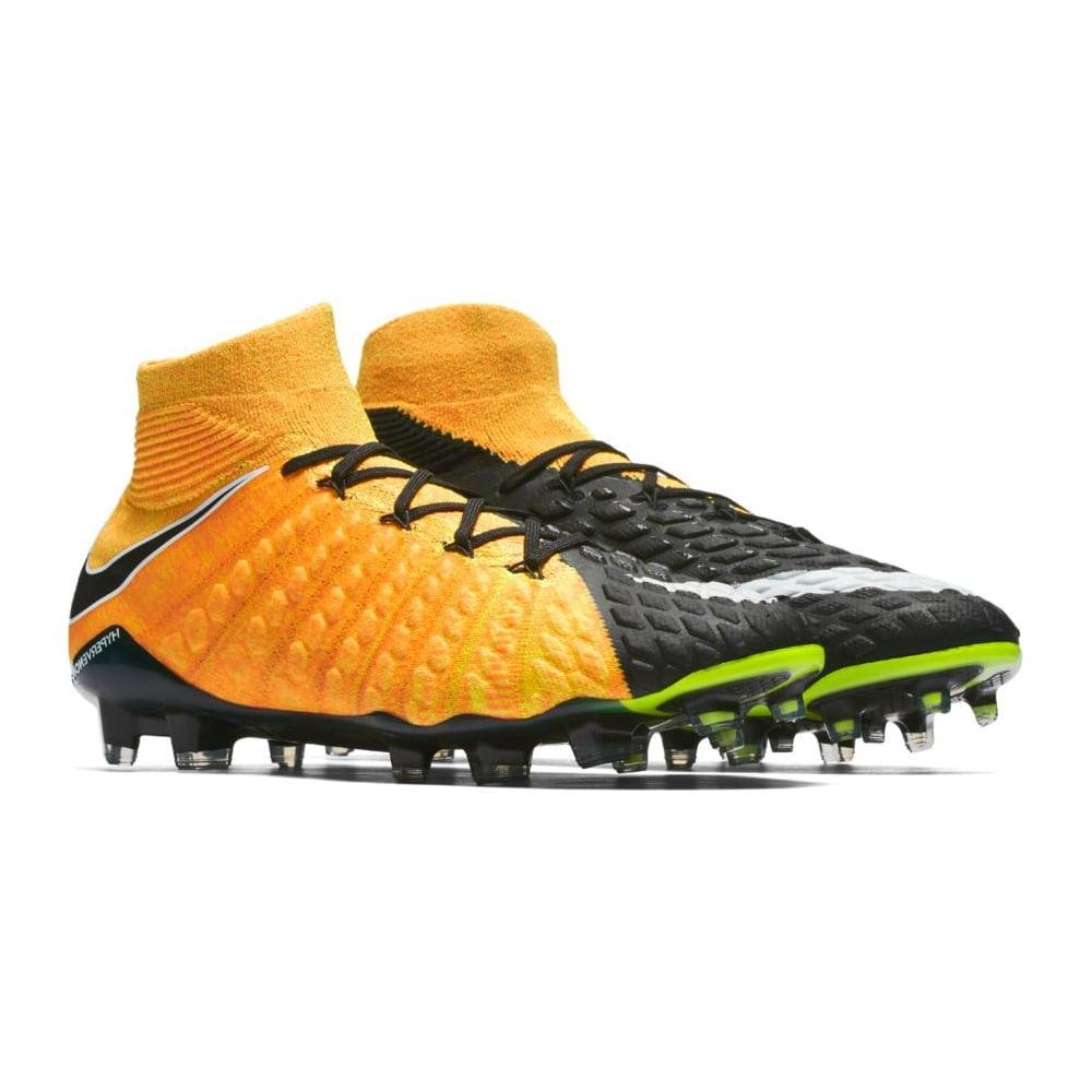 online retailer ea0c5 354ec all black hypervenom boots