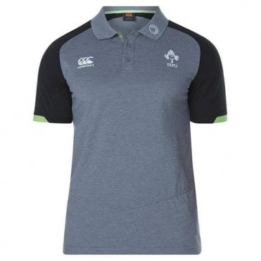 Mens IRFU Training Polo 2017/18