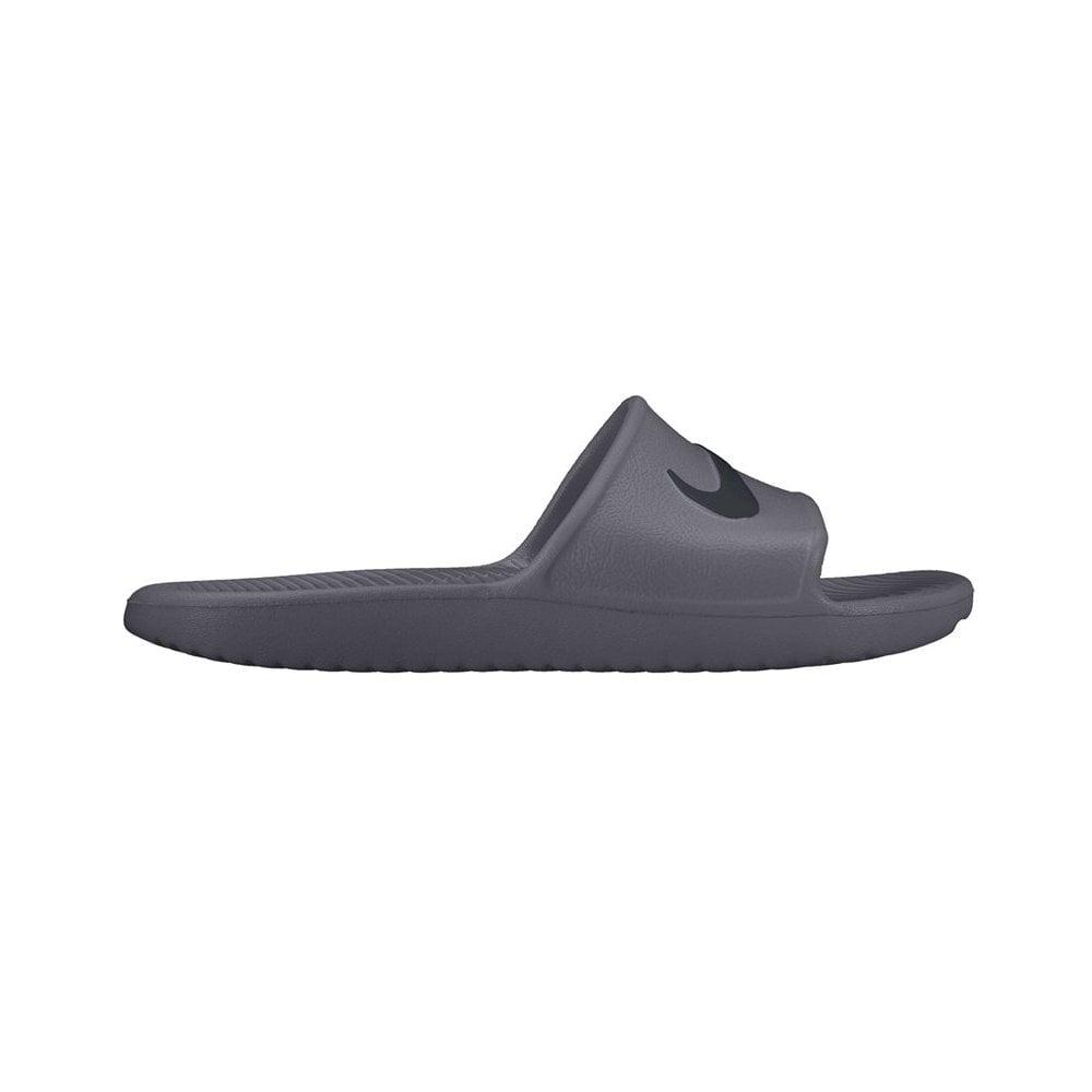 Nike Men's Kawa Shower Slides Grey