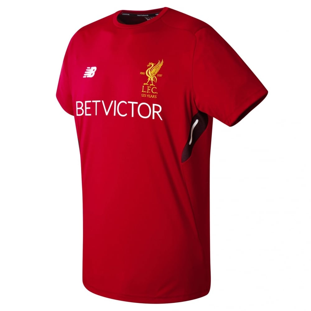 best sneakers 77d15 97f6e Mens Liverpool 17/18 Elite Training Motion SS Jersey