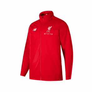 Men's Liverpool Training Precision Jacket Red