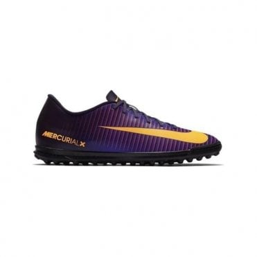 Men's Nike MercurialX Vortex III Turf Football Boot