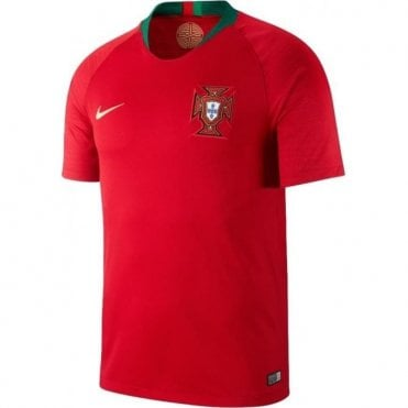 Men's Portugal Home Jersey 2018