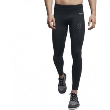 Men's Power Graphic Running Tights