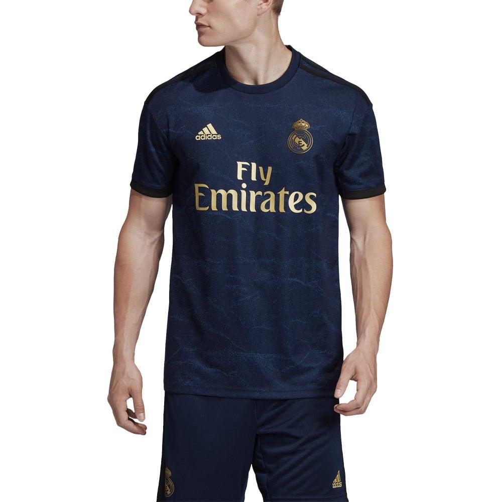 adidas Men's Real Madrid Away Jersey 19/20 | BMC Sports