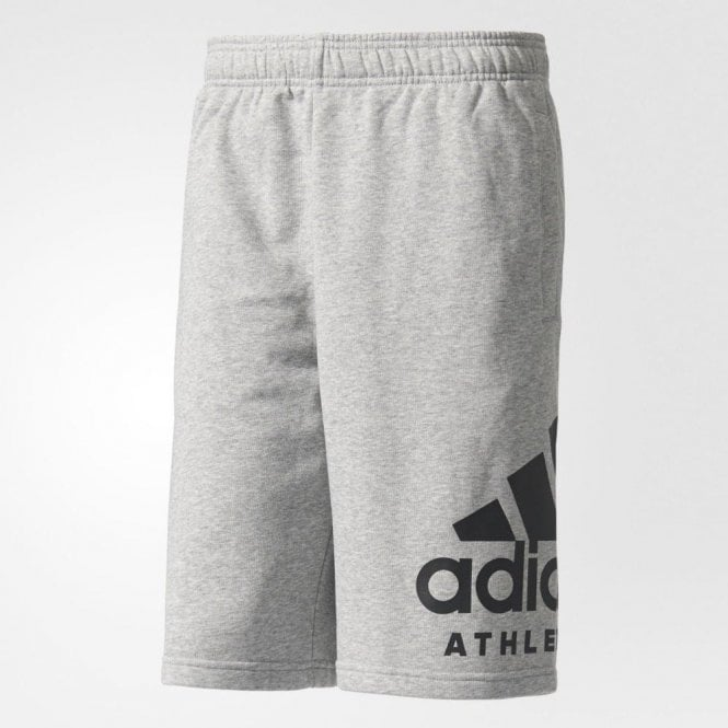 Adidas Men's SID Athletics Logo Shorts