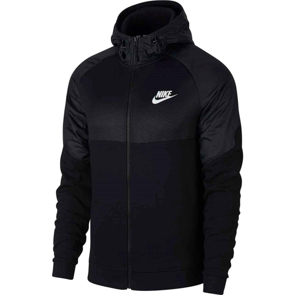 Nike Men s Sportswear AV15 Hoodie Black  ffad35a6a