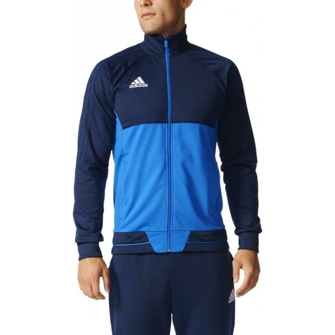 Adidas Men's Tiro 17 Training Jacket Navy/Blue