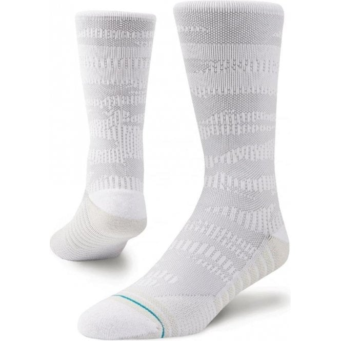 Stance Men's Training Uncommon Solids Crew White