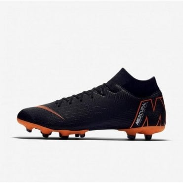 Mercurial Superfly VI Academy Multi-Ground Black
