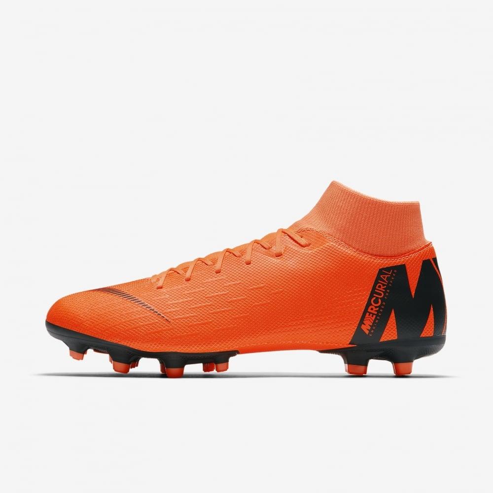 a648fec23 Nike Mercurial Superfly VI Academy Multi-Ground Orange | BMC Sports