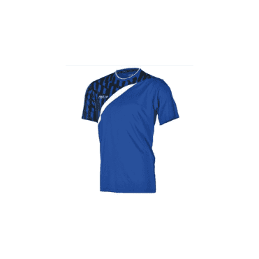 Mitre Invader Jersey Royal Blue/Black/White