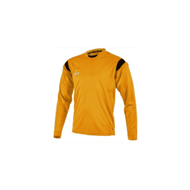 4be5a43ccac Mitre Motion Jersey Amber Black
