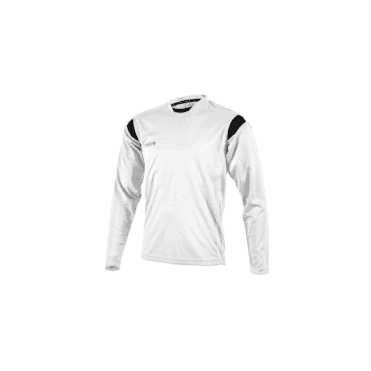 Mitre Motion Jersey White/Black