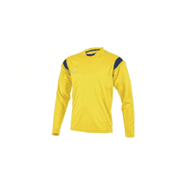 Mitre Motion Jersey Yellow/Royal Blue