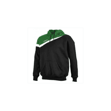 Polarize Hoody Black/Emerald/White