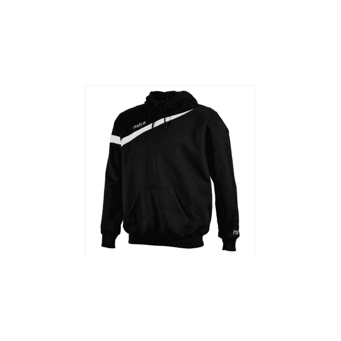 Mitre Polarize Hoody Black/White