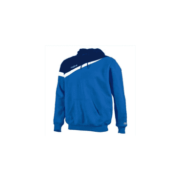 Mitre Polarize Hoody Royal/Navy/White