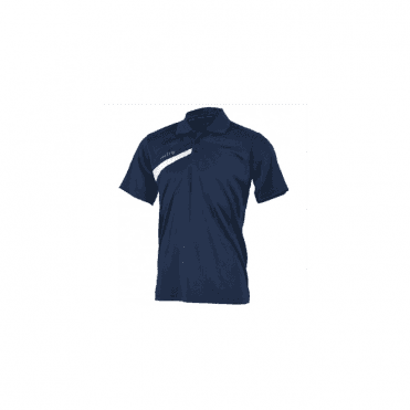 Polarize Polo Shirt Navy/White