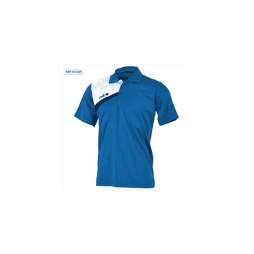 Polarize Polo Shirt Royal/White/Navy