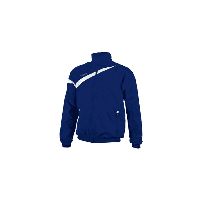 Mitre Polarize Rain Jacket Navy/White