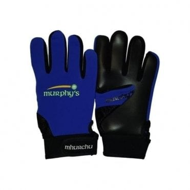 Gaelic Gloves Royal Blue