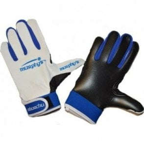 MURPHYS GAELIC GLOVES WHITE/ROYAL