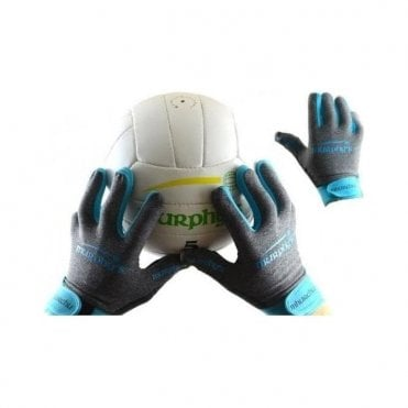 Gealic Gloves Grey / Sky Blue