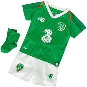 4081df6d4 Baby Ireland Home Mini Kit 18 19. New Balance ...