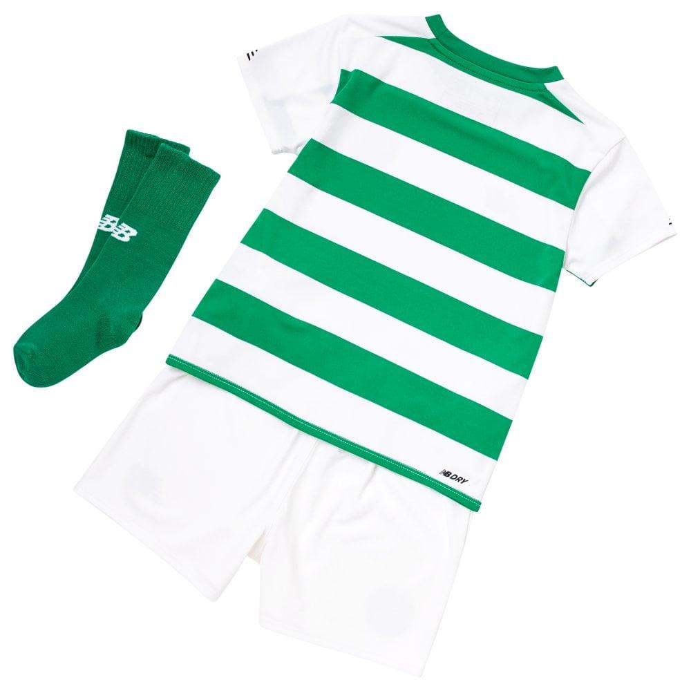 half off 535c3 d553d Infant Celtic Home Mini Kit 19/20