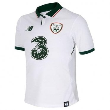 Kids Ireland SS Away Jersey