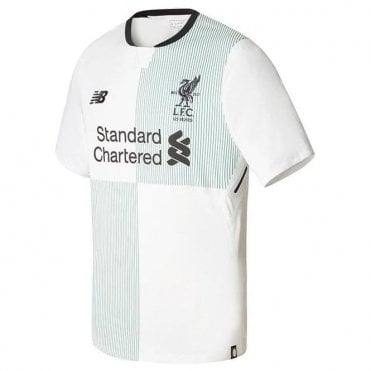 Kids Liverpool 17/18 Away SS Jersey