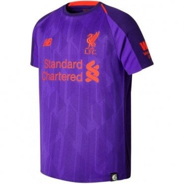 Kids Liverpool Away Jersey 18/19