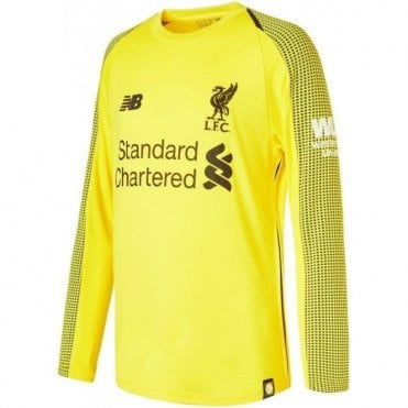 Kid's Liverpool Home GK Jersey 18/19