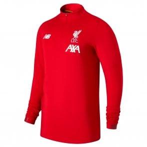 51936780e New Balance Men s Liverpool Home LS Jersey 19 20