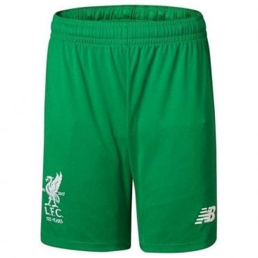 Liverpool 17/18 Home Junior GK Short