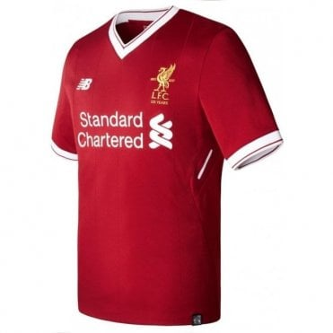 Liverpool 17/18 Junior Home SS Jersey