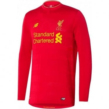 LIVERPOOL FC HOME LS JERSEY 2016
