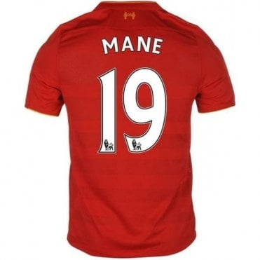 LIVERPOOL FC HOME MANE JERSEY 2016
