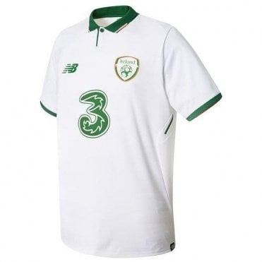 Mens Ireland Away SS Jersey