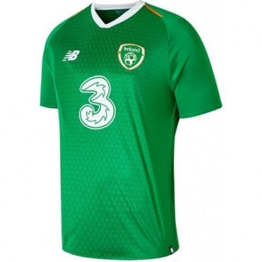 Men's Ireland Home Jersey SS 18/19