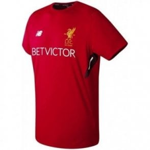Mens Liverpool 17/18 Elite Training Motion SS Jersey