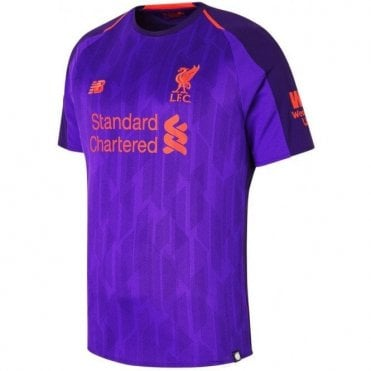 Men's Liverpool Away Jersey 18/19